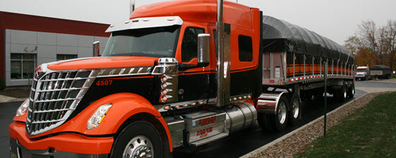 Agents Equipment Owner Opportunities Kaplan Trucking Company Offers Dependable Flatbed Trucking With 70 Terminal Locations